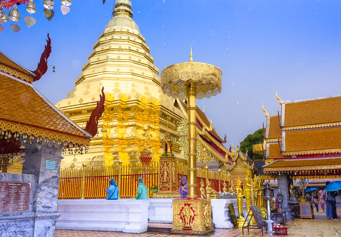 Must See Chiang Mai Temple - Wat Phra That -